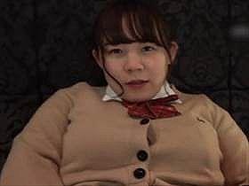 【個人撮影】ムチムチのJDに制服コスさせてオナニー撮影!ローターで本気で感じて逝く姿を投稿