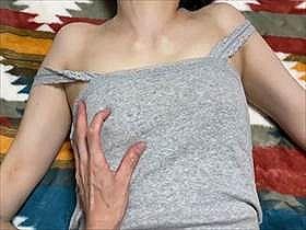【個人撮影】旦那がいない間に他人妻を寝取る不倫カップル投稿映像!人妻の喘ぎ声がエロ過ぎるハメ撮りセックス