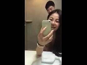 【個人撮影】美人の彼女のアヘ顔が生々しい!彼女自ら彼氏とのセックスを撮影してる生々しい映像がこれ