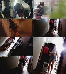 【素人】健康的なムチムチの巨乳娘!パンチラ盗撮、痴●、ストーキング、自宅盗撮、住居侵入、睡眠姦 を記録した85分間