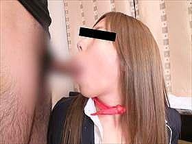 【素人・本編無修正】どこにでもいそうな普通の素人娘がCAコスでセックス撮影!小ぶりのおっぱいエロいな‥
