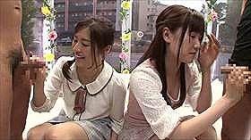 【MM号・素人】これはエロいな!女子大生のリア友2人組に声をかけてMM号で性行為に持ち込み素人のリアルな反応を見る