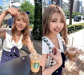 【エロ動画 素人】 アプリで出会った19歳のスレンダー女子大生VS種付けオヤジ対決