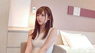 【エロ動画 素人】 この娘だけでしばらくは抜ける!!! モデル顔負けのスタイルと美貌の美女をハメる