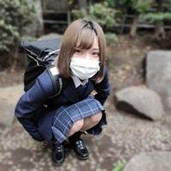 【無修正 素人】 学校を卒業したら早く一人暮らししたいエロい女子校生とハメ撮り
