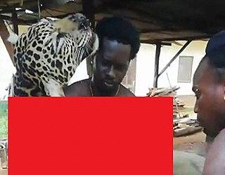 【閲覧注意】アフリカの料理系YouTuber、レベルが違う「今日はヒョウです」