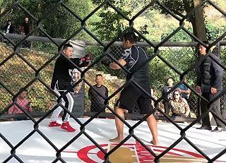 【動画】中国武術の達人、MMAファイターとガチで戦った結果 ⇒ たった10秒で・・・