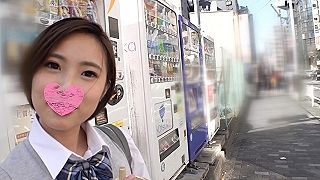 【エロ動画 素人 高画質】 18歳で好奇心旺盛なショートカット美少女と昼間っからラブホでセクロス