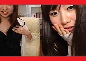 【無修正 素人】 マジか!?こんな可愛い二人の素人娘が今からレズ・オナ・くぱのライブ配信!