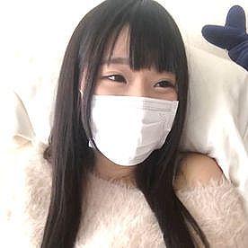 【エロ動画 素人】 めっちゃロリってる!!!!!!!!!!! 黒髪ロングのマスク美少女とセクロスしてみた