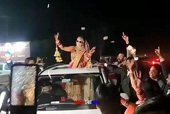 【閲覧注意】インドの結婚式の映像。今から2人が即死します・・・