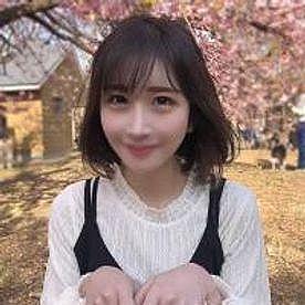 【無修正 素人】 めっちゃ可愛い!!!!! ミニマムボディの色白お嬢様と公園デート&連続中出し