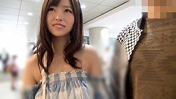 【エロ動画 素人】 20歳でカタチから乳首の色まで綺麗なGカップ美女とハメ撮り
