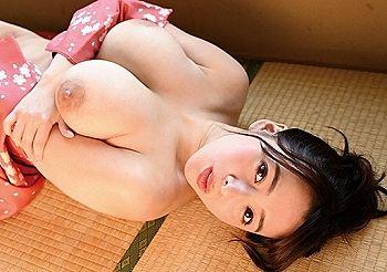 【エロ動画】 着物が似合うJカップ美巨乳美少女の淫らな誘惑イメージに勃起不可避