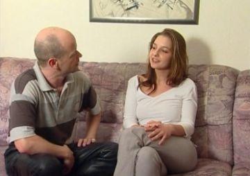 【無修正 素人】 街角インタビューした10代のドイツ人娘を部屋に呼んで脱がしちゃいますwww