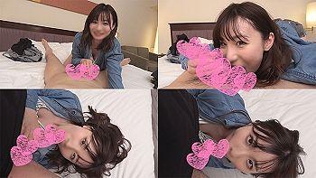 【エロ動画 素人】 台湾ハーフの彼女とハメ撮りの練習しました!! めっちゃ吸いつくま〇こに中出し