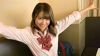 【エロ動画 素人】 18歳の圧倒的萌え美少女!!! 自分の娘と同じ年頃のJ〇が大好物なロリ〇ンおやじハメ撮り