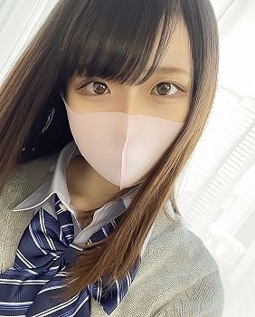 【エロ動画 素人】 大人気!18歳現役女子◯学生超スレンダー美少女りかちゃん最新作