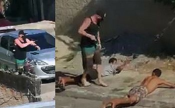 【閲覧注意】女さん、とんでもない殺人現場を撮影してしまう(動画あり)