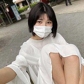 【無修正 素人】 トリマー目指して上京。無垢な18歳の少女に「好き。大好き」と言わせながら中出し