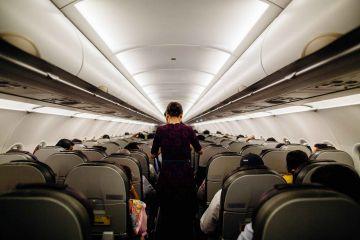 【動画】美人CAさんが搭乗口を閉める姿がエチエチすぎてムラムラがヤバいwwwwww