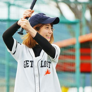 【画像】ドスケベすぎる野球女子みつかるwww