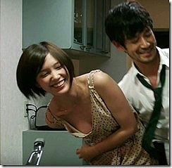 本田翼のエッチな感じのセクシー画像www