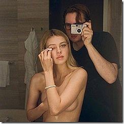 映画『トランスフォーマー / ロストエイジ』のヒロイン女優、ニコラ・ペルツのTバック水着のお尻がいい感じのセクシー画像www