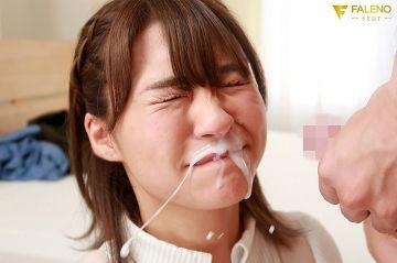 東條なつFALENO11月新作「妹のフェラチオの天才!への道」大量顔射もされてるおしゃぶり作品!!