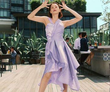 いくつになってもイイ女な米倉涼子さんのエロ脇CM!45歳の腋全開恥ずかしい本気ダンス