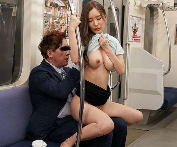 電車・バス内のエロい光景画像 part10