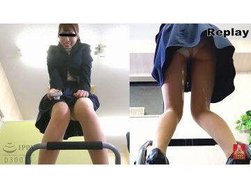 隠撮 OLクレーム対処中お漏らし②