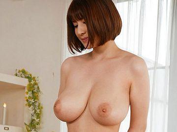 有栖花あか Jカップ105cmのおっぱいナンバーワンスタイル美少女AVデビュー