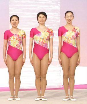 【動画あり】NHKテレビ体操のお姉さん、エロ過ぎるw