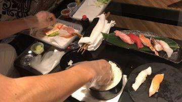 【画像】風俗嬢「えっちょっと待って、客がラブホで寿司握り始めたんだけど」