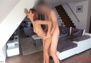 ‹無・洋物›褐色日焼け肌がエロいギャルモデル娘ベロニカちゃんがスポーツばりの激しいセックスで中出しおねだりw