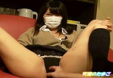 【無・個撮】ムッチリ巨乳JKが無許可中出しされて照れ笑いw