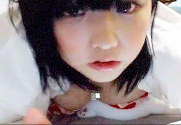 ‹無・個撮›「おっぱい触る?柔らかいよ♡」ロリ巨乳娘の童貞を殺すエッチなライブチャット生放送w