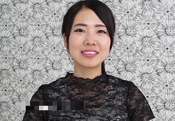 ‹無・個撮›応募してきた22歳の素人娘『知念真桜』が初めて白人男性のデカチンコを食してセクロスw