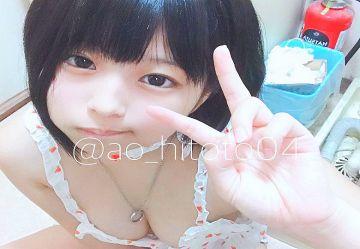 【無・個撮】童顔巨乳メンヘラ娘『一青ちゃん』おっぱい動画を大量うp!
