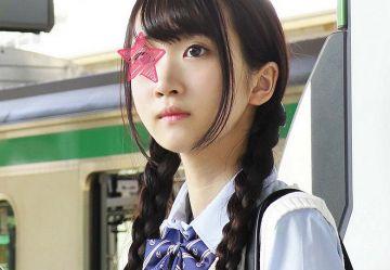 【電車チカン】乃木坂系の清純JKのマンコに無理やりちんこねじ込み中出しレイプ…