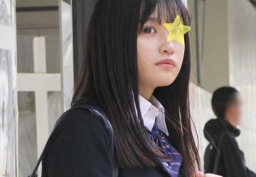 ‹電車チカン›妹系ロリカワ美少女JKちゃんが剛毛マンコ震わせ大量潮吹きイキしながら中出しされるwww