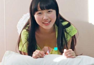 ‹無毛›C学生ジュニアアイドル『大空舞』が青春期おっぱい晒して小悪魔挑発ポーズ!