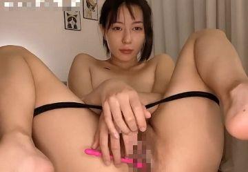 【無・亜物】桜井日奈子似ムチムチ巨乳の中国娘リリーちゃんが大量潮吹きオナニーw