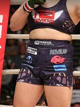 【画像あり】RIZINで活躍する女性格闘家が無修正AVに出演!?⇒ 比較画像がヤバすぎる・・・