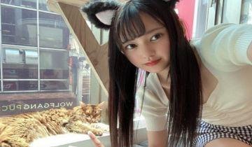 【画像】新人AV女優の八掛うみちゃん、どう見てもこの世で1番かわいいwwww