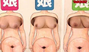 AV「父親なら娘の裸当ててみて!」←いや、これ簡単だろwwww(※画像あり)