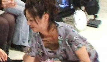 【画像】10年前の女子アナ、白いブラジャーが透け透けになってしまうwwww