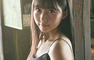 【画像】HKT48田中美久さん、1st写真集で推定Fカップ巨乳おっぱい出しすぎwwww