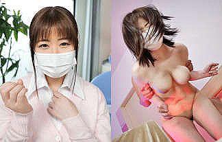 歯茎もチンコもハレたら鎮めてくれるHカップ歯科技工士がAVデビューwwwwww